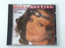 SARA MONTIEL - CANCIONES DE MI VIDA - CD 1987 HISPAVOX NO BARCODE - NM/EX--