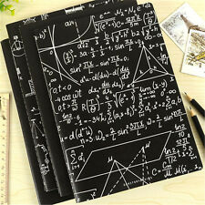 Notebook for school journals maths study diary Memo creative Writing Paper Plan