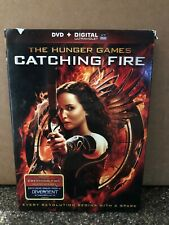 The Hunger Games: Catching Fire (DVD) Jennifer Lawrence NEW SEALED SHIPS FREE