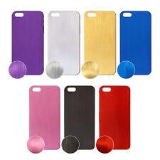 Luxus Aluminium Hülle Hard Case Cover für iPhone 5 5s  Schutz Schutzhülle Metall