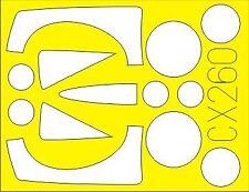Eduard Accessories Cx260 - 1:72 F-100C For Trumpeter - Maskierfolie - Neu