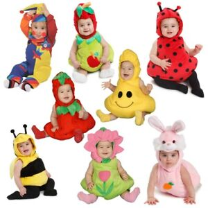Baby Boys Girls Toddler Animal Party Fancy Dress Costume Easter Halloween Lot