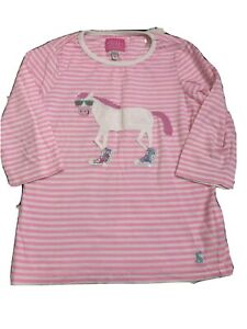 Joules Girl Top 7 Years