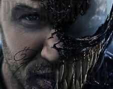 Tom Hardy Venom 8x10 SIGNED REPRINT Marvel Movie #2