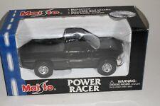 Maisto Power Racer Diecast Metal Dodge RAM Pickup Truck 1/33 Scale, Boxed Lot B