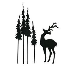 Elk Christmas Tree Metal Cutting Dies For DIY Scrapbooking Card Paper Album