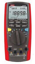 Ut71e UNI-T 40000 posti 100khz TRMS Multimeter + Power misurazione usb+tasche@pinsonne