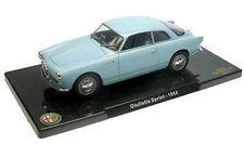 1:24 Hachette - Alfa Romeo Giulietta Sprint Coupe light Blue 1954 - Neuheit