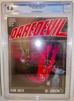 Marvel Graphic Novel 24 1st Print Daredevil Love & War Frank Miller CGC 9.6 1986