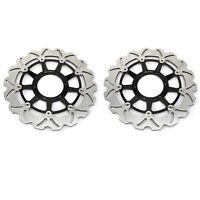 Front Brake Discs Rotors For Honda CBR 929 954 RR CBR929RR 00-02 CBR954RR 01-03