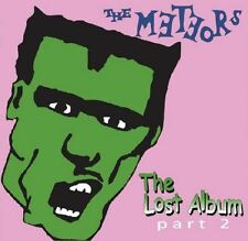 "The météorite Lost Album Part 2 10"" VINYL LP-Psychobilly Rockabilly Ten inch NEW"