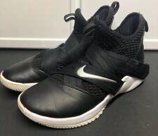 DS Nike Lebron Low XII 12 Lebronald Arnold Palmer James Lime Mango 776652 383