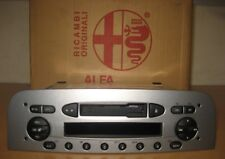 AUTORADIO CD et CASSETTE + code ALFA ROMEO 147 de 2000 à 2010 - 735301786