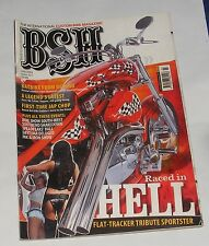 BACK STREET HEROES ISSUE:231 JULY 2003 - RACED IN HELL/BATBIKE FROM BEYOND