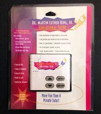 Dr. Martin Luther King Jr. MLK Educational Electronic Tutor Free Shipping!