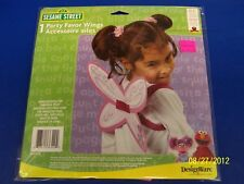 Abby Cadabby Sesame Street Pink Fairy Kids Birthday Party Favor Dress Up Wings