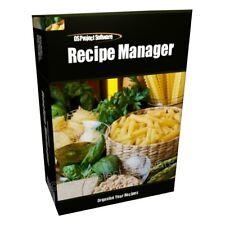 Composizione manager Importa file mastercook creare PDF software Application Program