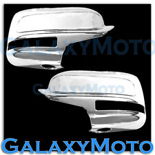11-13 Ford Explorer Chrome FULL MIRROR w/Turn Light Signal Cover 2013 Left+Right