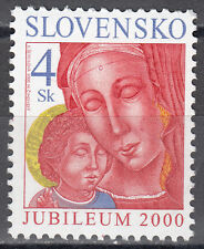 Slowakei / Slovensko Nr. 379** 2000 Jahre Christentum