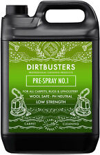 Carpet cleaning pre spray solution no1 shampoo Upholstery Cleaner 5L prespray