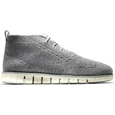 Cole Haan Mens ZEROGRAND Stitchlite Wool Lace-Up Wingtip Chukka Shoes BHFO 4754