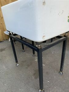 Reclaimed Belfast - Butler Sink Stand - Metal Stand only- NOT THE SINK