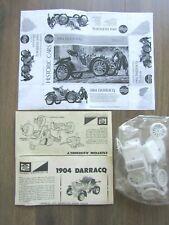 DARRACQ 1904 AIRFIX 1974 HISTORIC CARS 1/32