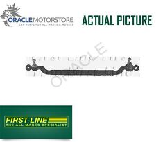 NEW FIRST LINE FRONT TIE ROD RACK END ASSEMBLY OE QUALITY REPLACEMENT - FDL6074