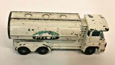 Guy Warrior Tanker Milk Truck Diecast Husky Model Car England 1965 Vintage 1:55