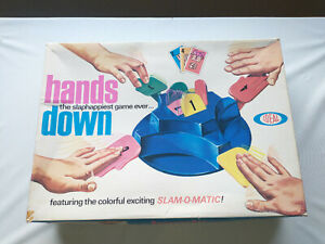 Hands Down The Slaphappiest Game Ever - 1964 IDEAL Games Australia BOXED