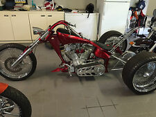 2005 Custom Built Motorcycles DKCC Trike