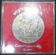 1978 | Western Samoa Commonwealth Games $1 One Dollar | Coins | KM Coins