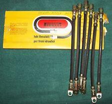 Fiat 127 / 128 / 131 S front brake hose (305mm)