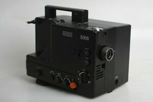 SUPER 8 SOUND MOVIE PROJECTOR EUMIG S905 - NEEDS REAPAIR / AS IS
