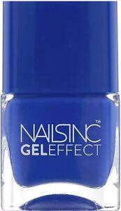 Nails Inc Gel Effect Polish, Baker Street 14ml Brand New