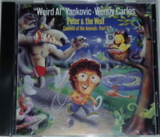 """""""Weird Al"""" Yankovic Wendy Carlos - Peter & the Wolf Carnival of the Animals P. 2"""