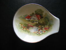 RARE VINTAGE ROYAL WINTON GRIMWADS RED ROOF SMALL BOWL