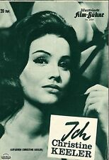 IFB 6764 | ICH, CHRISTINE KEELER | Yvonne Buckingham, John Barrymore | Top