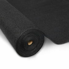 20m Shade Cloth Roll - Black SH-CL-183X200-195-BK