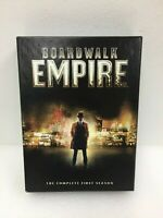 Boardwalk Empire The Complete First Season DVD Video HBO Home Box Office