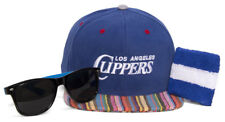 Los Angeles Clippers GT Beat the Heat Kit (Snapback + Wristband + Shades)