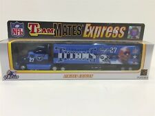 2000 Tennessee Titans NFL Limited Edition Semi Truck White Rose Eddie George