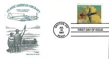 U.S. 1997 CLASSIC AMERICAN AIRCRAFT P51 Mustang #3142 on an Artmaster FDC Cachet