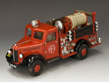 KING & COUNTRY FIELDS OF BATTLE FOB107 BRITISH 1939 BEDFORD FIRE ENGINE MIB