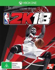 NBA 2K18 - Shaq Legend Edition 2018 - 4K Ultra HD / HDR / Xbox One X Enhanced