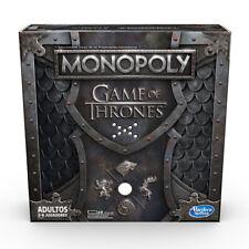 MONOPOLY - Monopoly Juego De Tronos  Juegos Adultos+