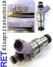 Einspritzdüse 23250-11040 Toyota Tercel 4 WD 1,5 gereinigt & geprüft