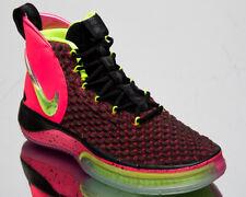 Nike Alphadunk Hoverboard Men's Racer Pink Black Volt Basketball Sneakers Shoes