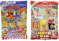 eFrutti Original Mini Gummi Gummy Lunch Bag, and Movie Bag  Bundle gummy candy
