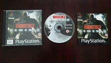 Resident Evil 3 Nemesis (Sony PlayStation 1) European Version Pal Eng